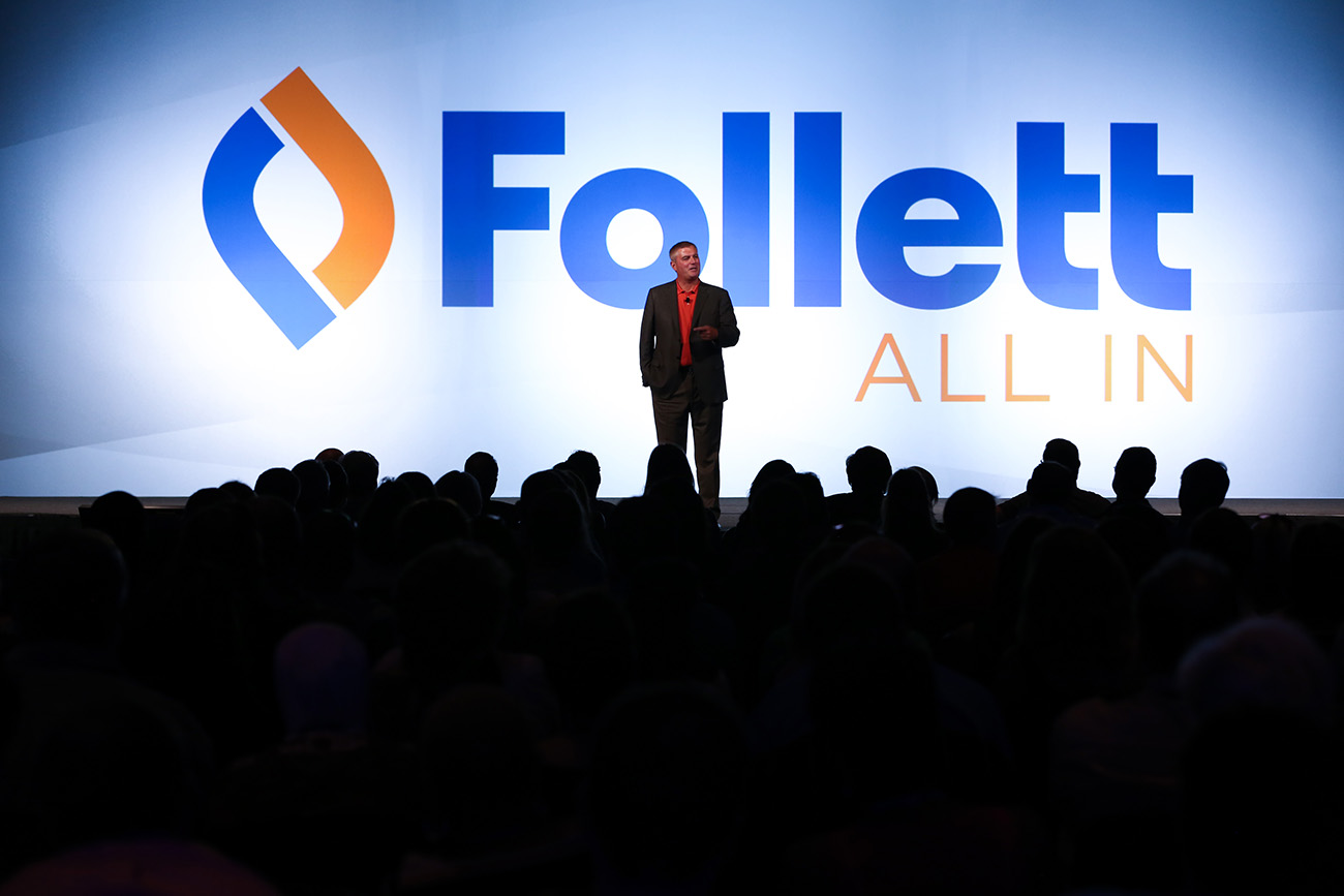 2013 Sales Meeting | All In, Follett School Solutions