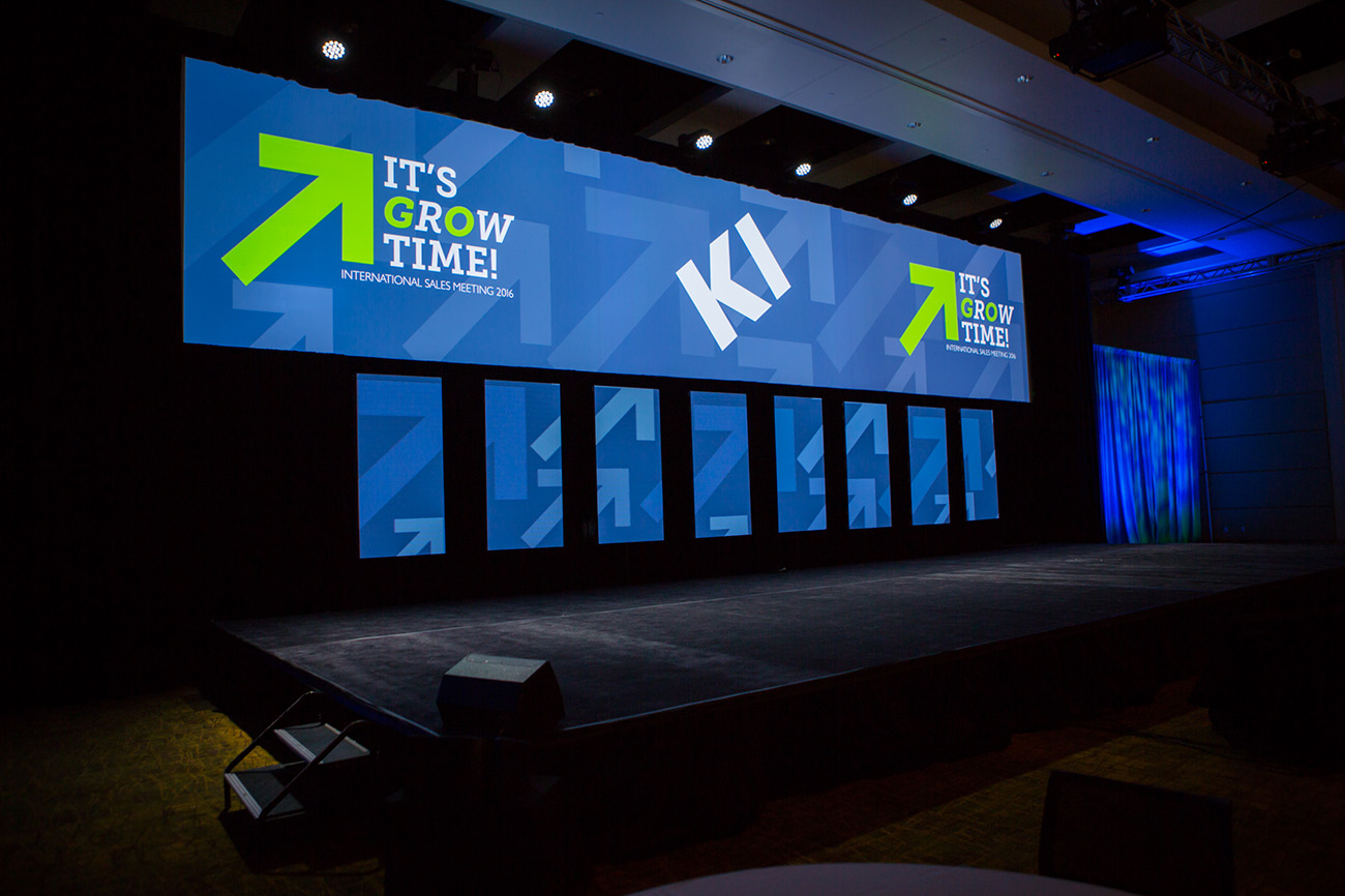 International Sales Meeting 2016   It's Grow Time!, KI