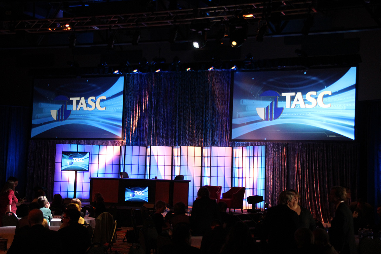 2012 Employee Meeting, TASC