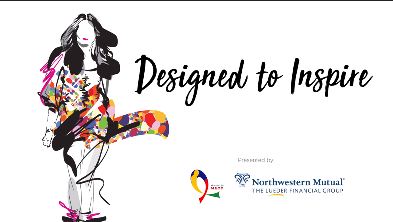 Designed to Inspire | 2020 Virtual Gala, Women for MACC